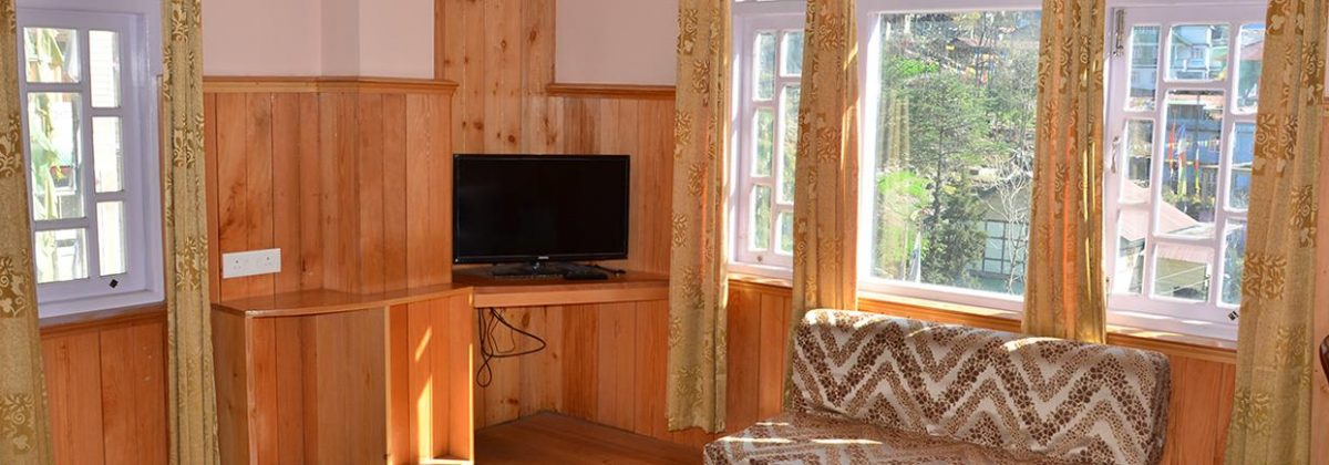Lachung Hotel Room